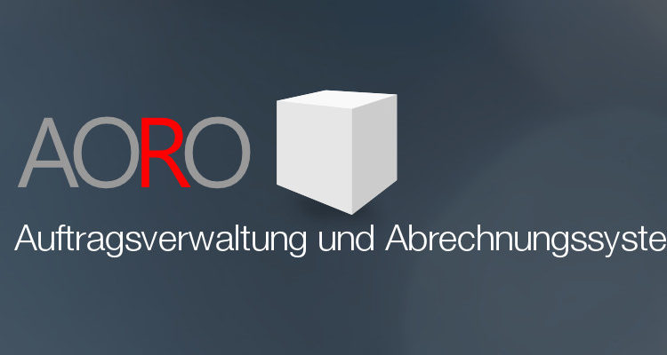 AORO: Webbased ERP and billing system